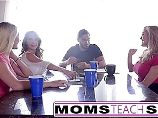 Step moms teach teens