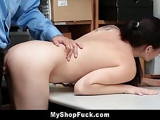 Shoplifting Teen Hardcore