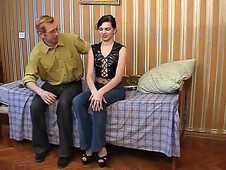Teen Genie - a model of Harry Red - Fuck scene #3