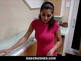 Sexy Young Partygirl Latina Stepdaughter With A Juicy Butt Gabriela Lopez Punished Ass And Pussy Fingered To Orgasm By Stepdad POV