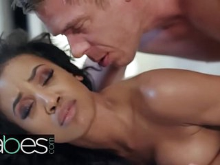 (Mick Blue, Ajaa Xxx) - Home for Christmas  Part 2 - BABES