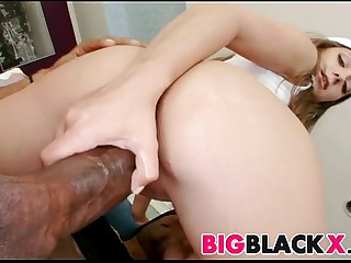 Fresh big black meat for Remy LaCroix